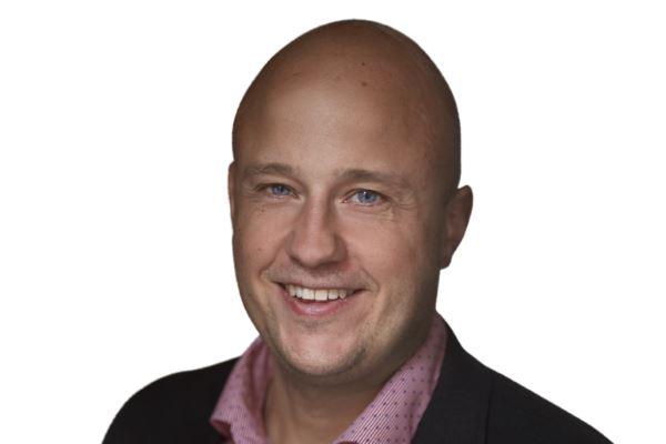 Mikael Andersson Affärsmannaskap föreläsning