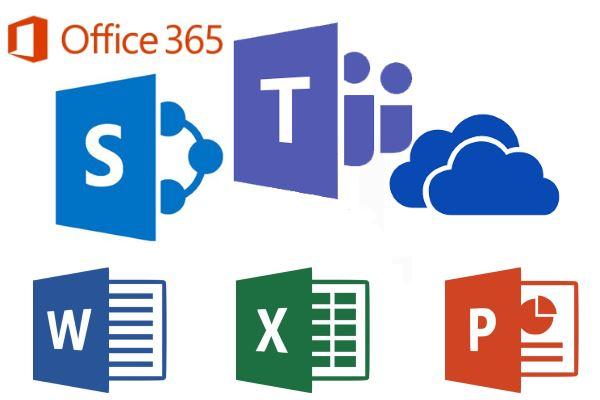 Office 365 dela och kommunicera
