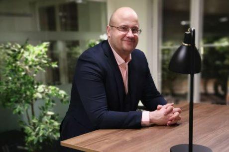 Mikael Andersson Interna Affärsmannaskapet