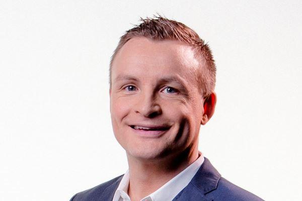 Jan Bylund standup komiker