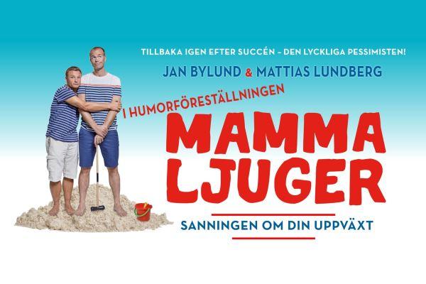 Mamma ljuger Jan Bylund