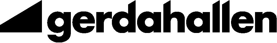 gerdahallen logo